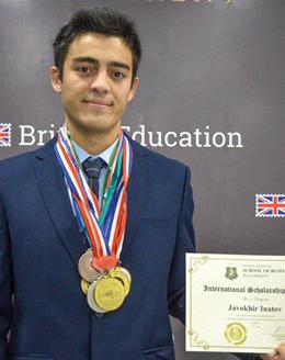 Javokhir Inatov Scholarship London Graduate School of Business